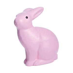 Egmont Toys - lapin - lampe à poser / veilleuse lapin rose h25cm - Lampe À Poser Enfant