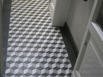 Antiek-Bouw -  - Carreau De Ciment