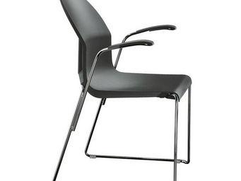 Magis - aida sedia con braccioli - Chaise De Bureau
