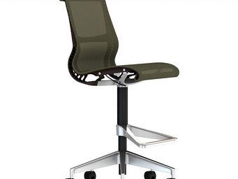 Herman Miller - setu stool sgabello - Chaise De Bureau