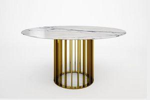 BARMAT - bar.1004.7000 - Table De Repas Ronde