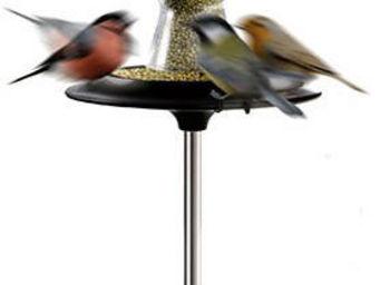 Eva Solo - mangeoire design sur�lev�e - Mangeoire � Oiseaux