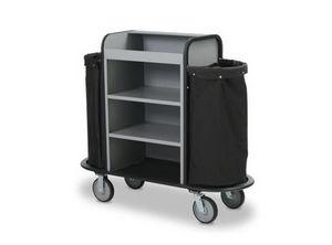 Forbes Group - chariot acier 2188 - Chariot De Blanchisserie