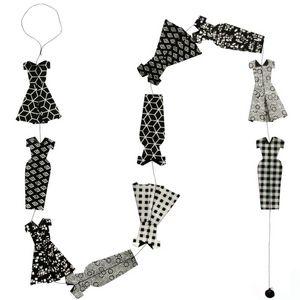 Lamali - guirlande fashion en papier lokta 150cm - Guirlande