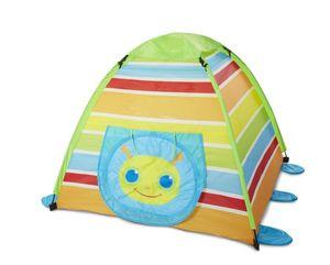 Melissa & Doug - tente de camping sunny patch chenille - Tente Enfant
