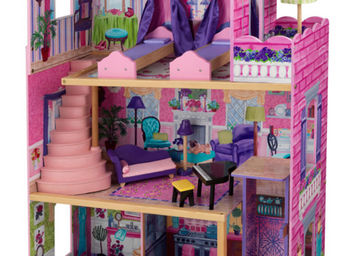 KidKraft - maison de poupées rêve rose - Maison De Poupée