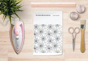 la Magie dans l'Image - papier transfert toile blanche - Transfert