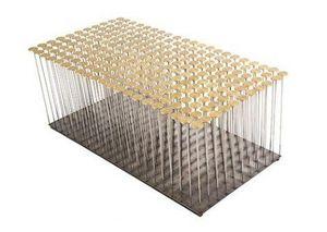 GENTNER DESIGN - dischi - Table Basse Rectangulaire
