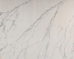 EDITION BOUGAINVILLE - storm white - Tapis Contemporain