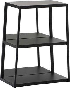 Amadeus - etagere 3 niveaux en métal - Table Basse Forme Originale