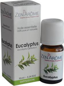 ZEN AROME - huile essentielle d'eucalyptus - Huiles Essentielles