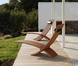 SKARGAARDEN - nozib - Chaise Longue De Jardin