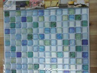 BEAUSTILE - mosaic sapphire blue - Mosaique Adhésive