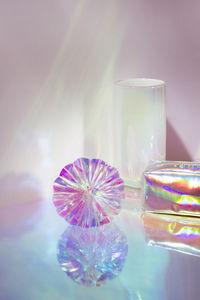 &klevering - vase holographic - Potiche