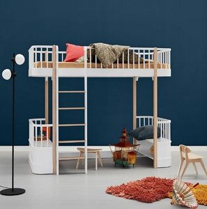 Oliver Furniture - wood - Lits Superposés Enfants
