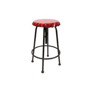 Mathi Design - tabouret de bar réglable caps - Tabouret De Bar