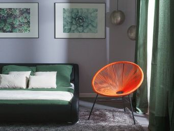 BELIANI - fauteuil design - Chaise De Jardin
