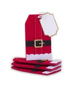 MAPLUSBELLEDECO -  - Etiquette Cadeau De Noël