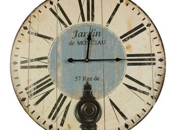 DECORATION D'AUTREFOIS -  - Horloge Murale
