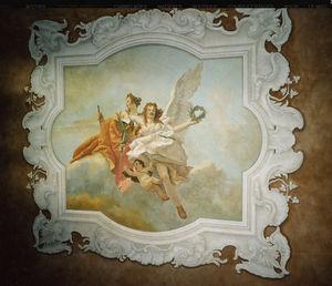 Atelier Follaco - tiepolo - Plafond Peint