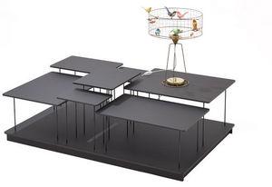 MATHIEU CHALLIERES -  - Table Basse Forme Originale