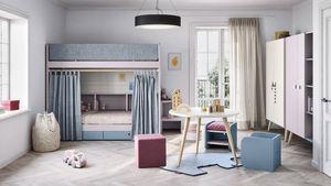 HAPPY HOURS - _-nidi - Chambre Enfant 4 10 Ans