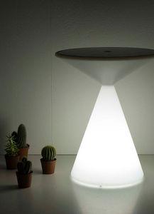 ITALY DREAM DESIGN - lumineuse lucy - Table Basse De Jardin