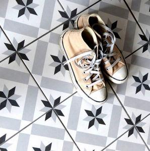 CasaLux Home Design - calvet gris - Carrelage De Sol Grès