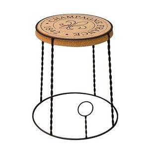 Horeca-export - muselet-t - Table Basse Forme Originale
