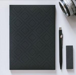 THIBIERGE PARIS - 08 dentelle noir mat - Carnet