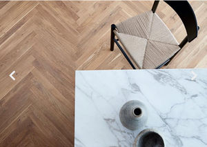 Junckers - point de hongrie - Parquet Massif