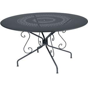 GAMM VERT -  - Table De Jardin Ronde