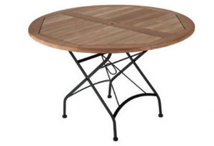 Pacific Trading -  - Table De Jardin Ronde