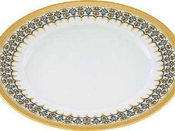Haviland - narimane - Assiette Plate