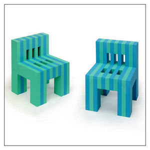 Offi - eva foam chair (set of two) - Chaise Enfant