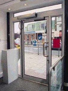 Ir Security & Safety -  - Porte Pali�re Vitr�e