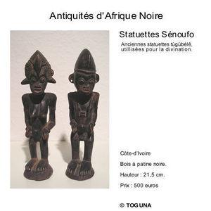 Galerie Toguna -  - Statuette