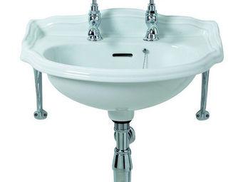 Replicata - waschbecken carlton wandhängend - Meuble Rafraîchissoir