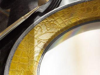 Haviland - guipure - Assiette Plate