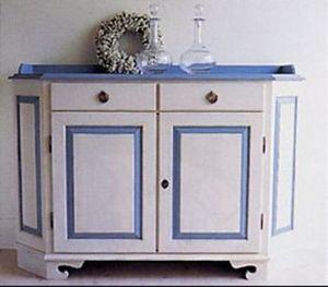 The Blue Door -  - Buffet Bas