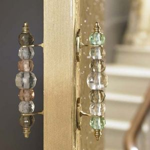 Graham & Green - cut glass door & cupboard handles - Poignée De Tirage