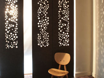 Lily Latifi - bulles de savon - Panneau Japonais