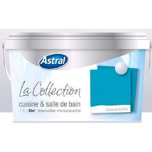 Peinture pour cuisine et salle de bains peintures int rieures d coratives for Peinture cuisine et salle de bain hubo