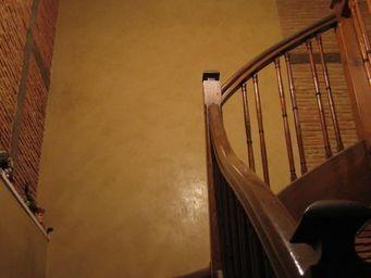Ombre et lumière - marmorino - Stuc Chaux