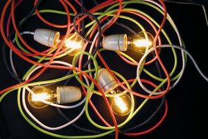 Textilkabel -  - Cable Électrique
