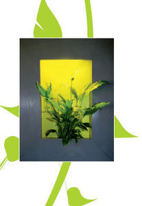 VERTICAL GREEN -  - Tableau V�g�tal