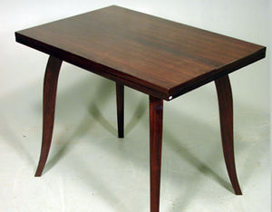 Galalithe -  - Table Portefeuille
