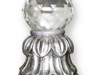 Curzon - f290 crystal finial - Embout De Tringle