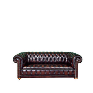 British Deco - 1001 - Canapé Chesterfield