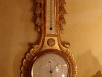 Antiquités Passion -  - Baromètre